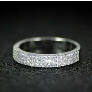 NEW! Elegant 925 silver ring 🔥🔥